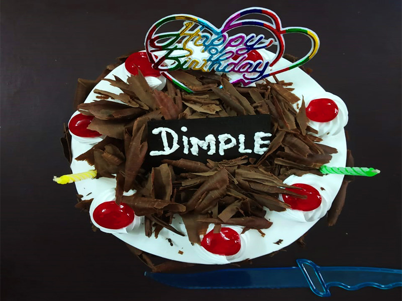 Dimmple
